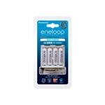 Panasonic Eneloop Cargador USB +4 pilas AA 1900mAh