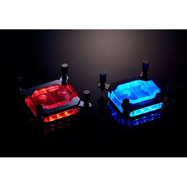 PHANTEKS C350i RGB negro - Bloque CPU