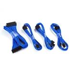 Phanteks KIT cableado 50cm azul - Cables