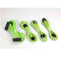 Phanteks KIT cableado 50cm verde - Cables