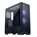 Phanteks Eclipse P360A ARGB Cristal Templado USB 30 Negra  Caja