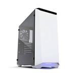 Phanteks Eclipse P400 ATX blanca cristal templado - Caja