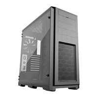 PHANTEKS Enthoo Pro Midi-Tower, Tempered Glass