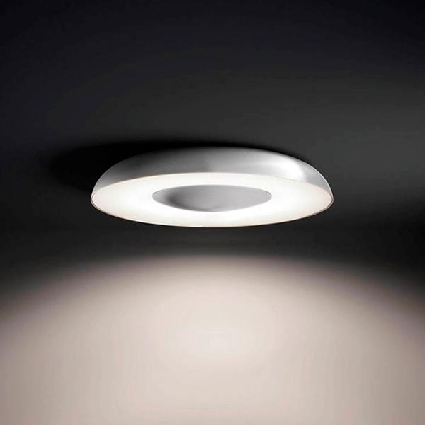 Philips Still Hue Lámpara Techo Aluminio 32w  Iluminación
