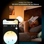 Philips Hue WA LRK 9.5W A19 E27 Regulador - Bombilla