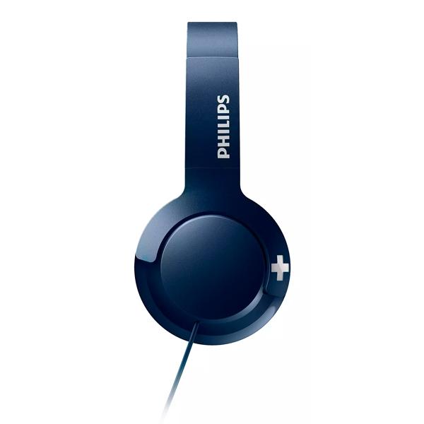 Philips BASS Bluetooth Azul Diadema Micro  Auriculares