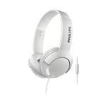 Philips BASS+ Blanco Diadema Micro - Auriculares