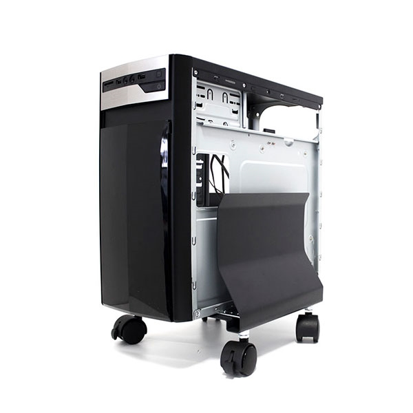 Phoenix 605cpub Soporte ordenador acero adaptable con ruedas