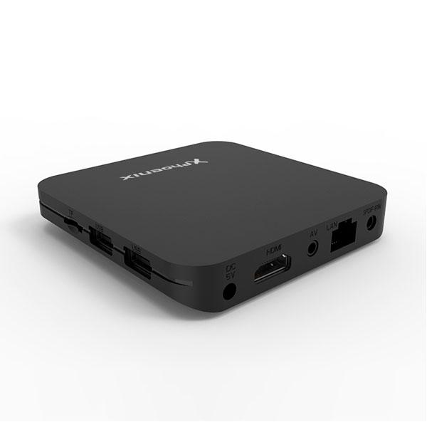 Phoenix Droidbox4K Android TV box 4k – Mini PC