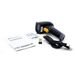 Lector codigo de barras laser inalambrico bluetooth  cable