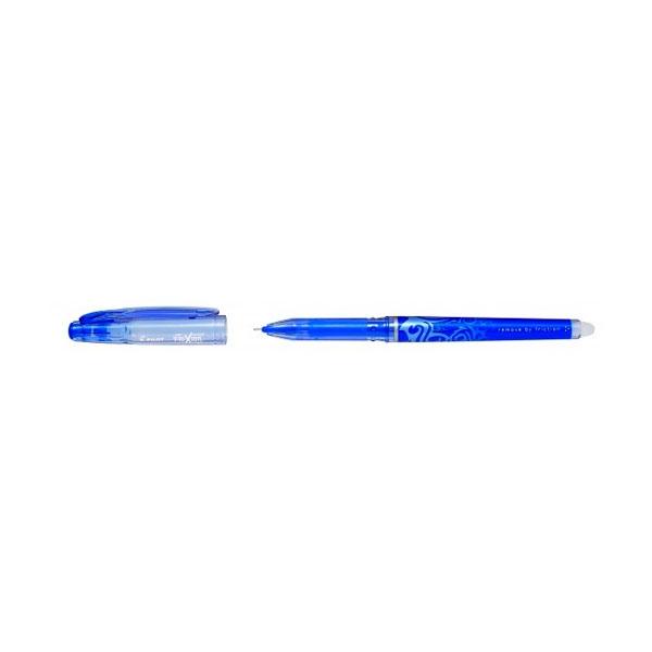 Pilot Frixion Point Borrable Azul punta aguja  Bolígrafo