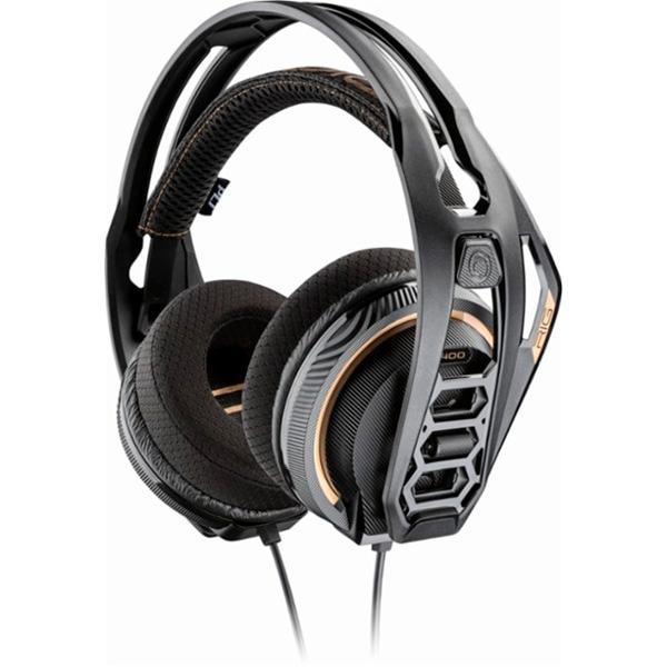 Plantronics RIG 400 negro – Auricular