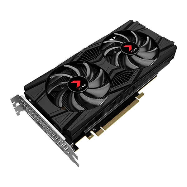 PNY GeForce RTX 2060 SUPER Dual Fan XLR8 OC 8GB - Gráfica