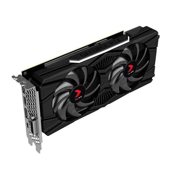 PNY GeForce RTX 2070 XLR8 Gaming OC Twin Fan 8GB - Gráfica