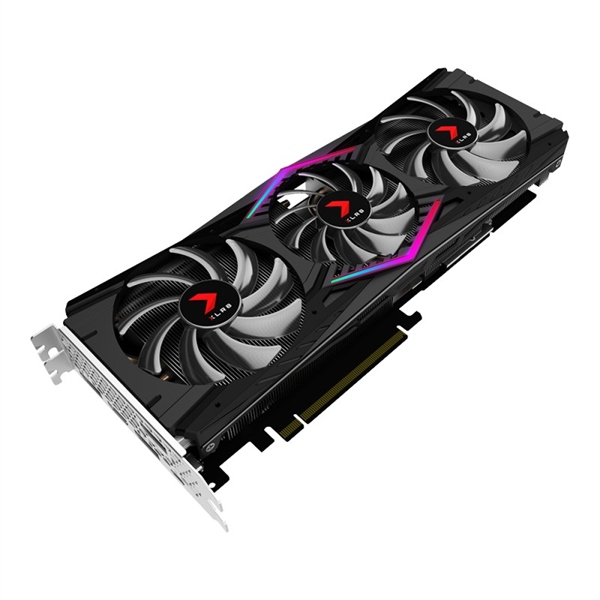 PNY GeForce RTX 2080 XLR8 Gaming OC Triple Fan 8GB - Gráfica