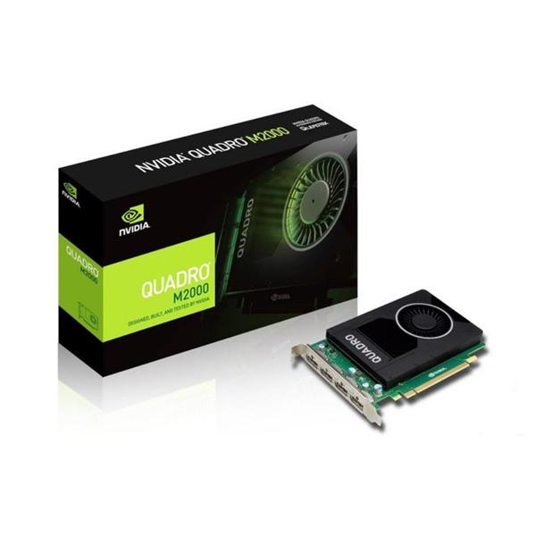 PNY Nvidia Quadro M2000 – Gráfica