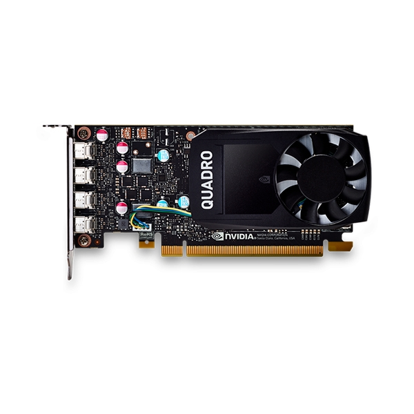 PNY Quadro P620 2GB DVI - Tarjeta Gráfica