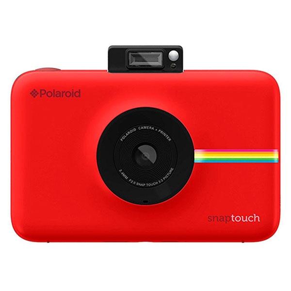 Polaroid SNAP Touch Instant Rojo  Camera