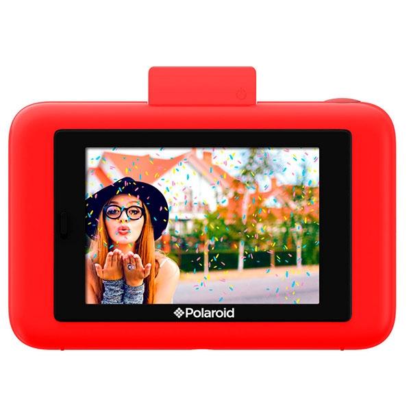 Polaroid SNAP Touch Instant Rojo – Camera