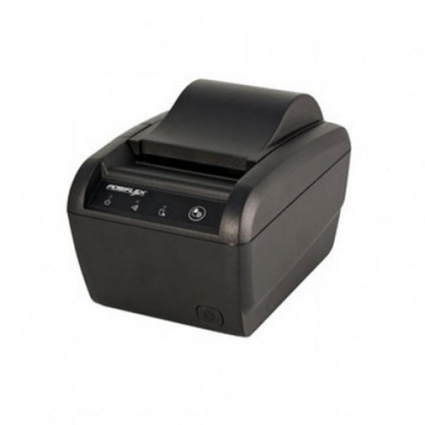 Posiflex Aura PP6900 USB negra  impresora de tikets