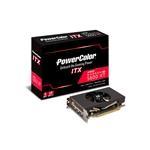 PowerColor Radeon RX5600 XT ITX 6GB GDDR6  Tarjeta Grfica AMD