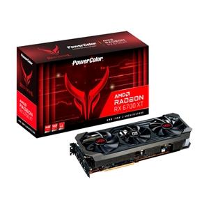 PowerColor Red Devil Radeon RX6700 XT OC 12GB GDDR6  Tarjeta Gráfica AMD