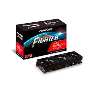 PowerColor Fighter Radeon RX 6800 16GB GDDR6  Tarjeta Gráfica AMD