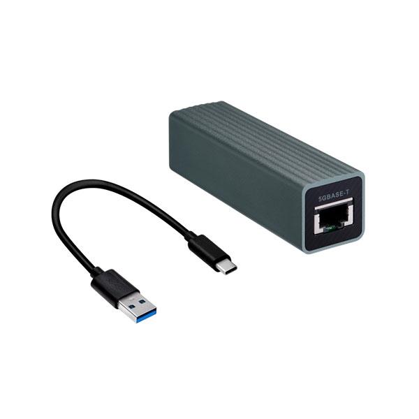 QNAP QNAUC5G1T  Adaptador USBC 30 a 5GBe LAN  Adaptador
