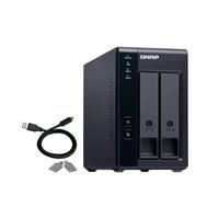 QNAP TR002 Expansin de 2 bahas USB 32  NAS