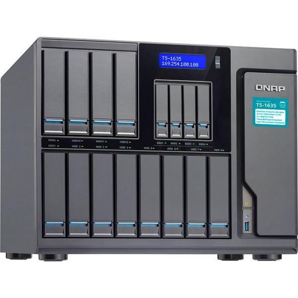 QNAP TS-1635 4GB – Servidor NAS