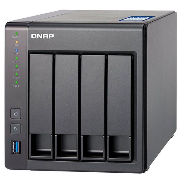 QNAP TS-431X 2GB – Servidor NAS