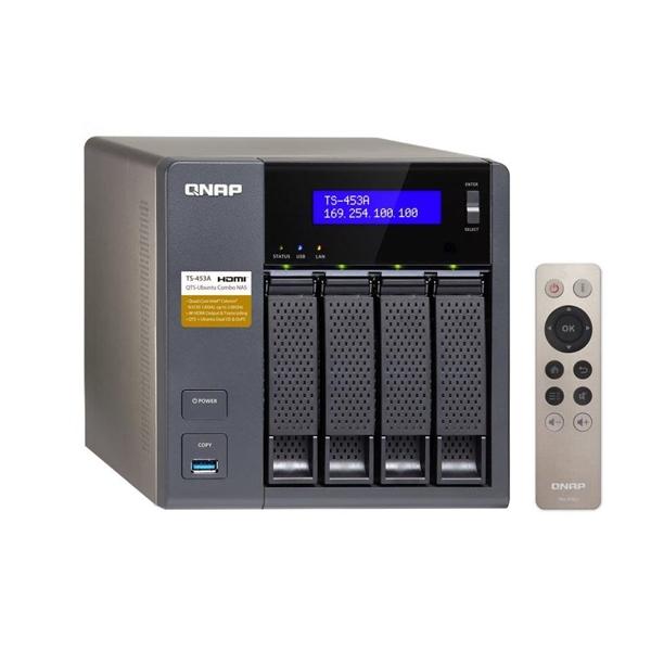 QNAP TS-453A 8GB – Servidor NAS