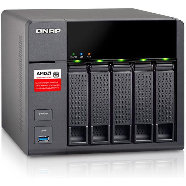 QNAP TS-563 2GB – Servidor NAS