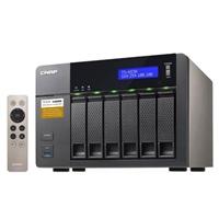 QNAP TS-653A 8GB – Servidor NAS