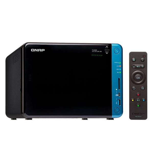 QNAP TS-653B 8GB – Servidor NAS