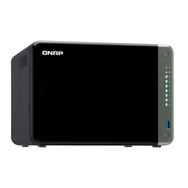 QNAP TS653D  Servidor NAS