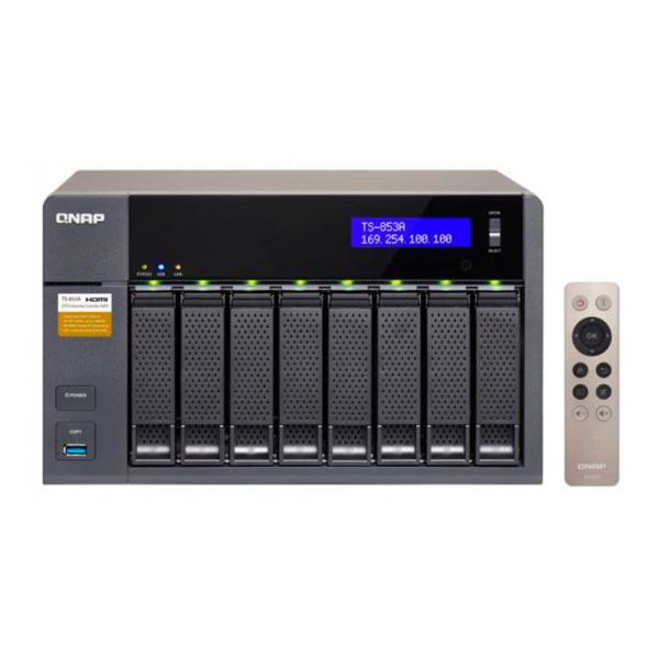 QNAP TS-853A 4GB – Servidor NAS