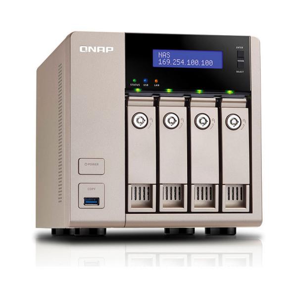 QNAP TVS463 8GB  Servidor NAS