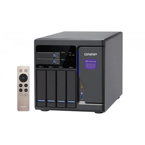QNAP TVS-682 i3 8GB – Servidor NAS