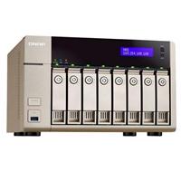 QNAP TVS-863+ 16GB – Servidor NAS