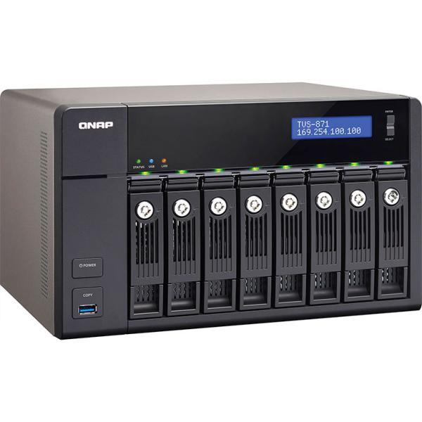 QNAP TVS-871 i5 8GB – Servidor NAS
