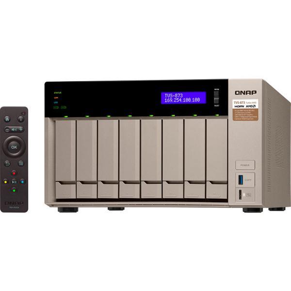 QNAP TVS873 16GB  Servidor NAS