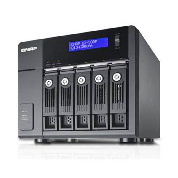 Qnap NAS Array UX-500P 0/5HDD – Ampliación para NAS