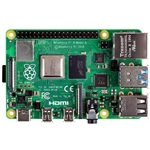 Raspberry Pi 4 B 1.5Ghz 4GB BT Wifi 5Ghz GBLan – Mini Pc