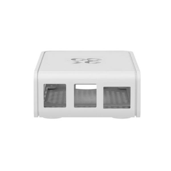Raspberry Pi 4 Caja Blanca  Caja