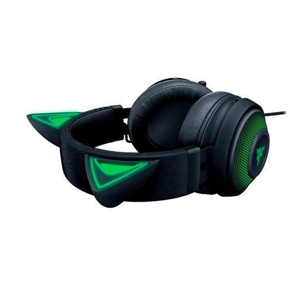 Razer Kraken Kitty edition negro - Auriculares