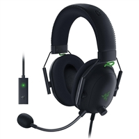Razer Blackshark V2  Sound card  Auriculares