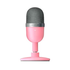 Razer Seiren Mini Pink  Micrófono