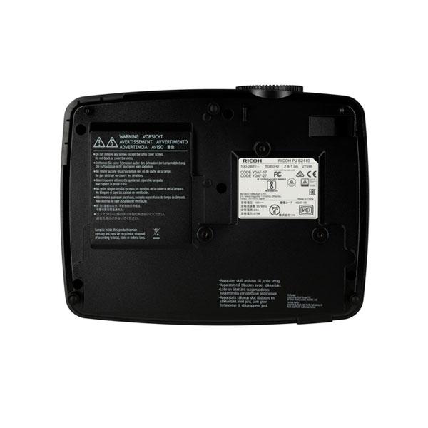 Ricoh PJS2440 SVGA 3000 2200:1 HDMI - Proyector