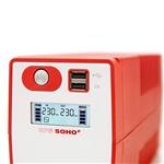 SAI SALICRU SPS SOHO+ 650VA LINE-INTERACTIVE